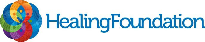 Healing Foundation Logo
